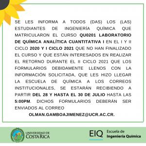 Retorno QU0201