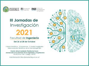 III Jornadas de Investigación de la Facultad de Ingeniería – 2021